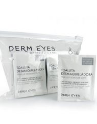 Dermeyes cleansing wipes