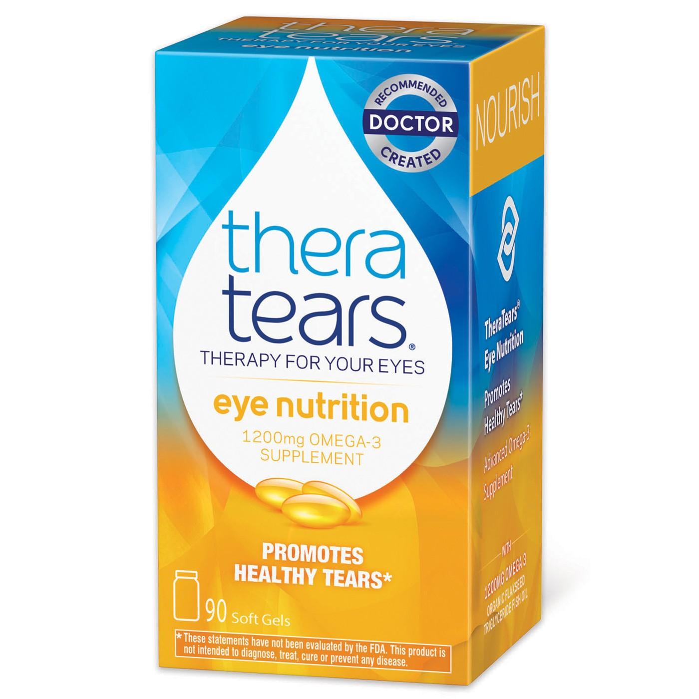 omega 3 ögon